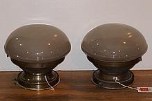Lot of Two American Light Fixtures