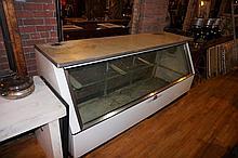 American Enamel & Glass Display Case