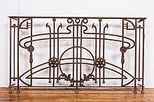 Argentina Decorative Wrought Iron Panel