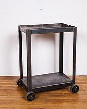 American Industrial Cart On Wheels