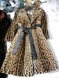 1960's Ocelot Fur Jacket