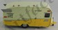 1959 Shasta Original Tin Toy Travel Trailer