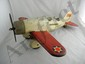 Lockheed Sirius Metal Push Toy Plane