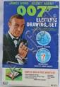James Bond Electric Drawing Set