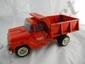 Buddy L Red Dump Truck
