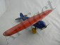Wyandotte Lockheed Vega Plane (Red and Blue)