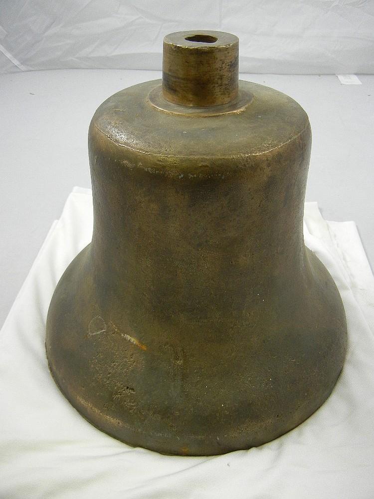 Antique Brass Ship Bell