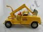 Tonka Yellow Backhoe Truck