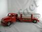 Buddy L Extension Ladder Trailer Fire Truck
