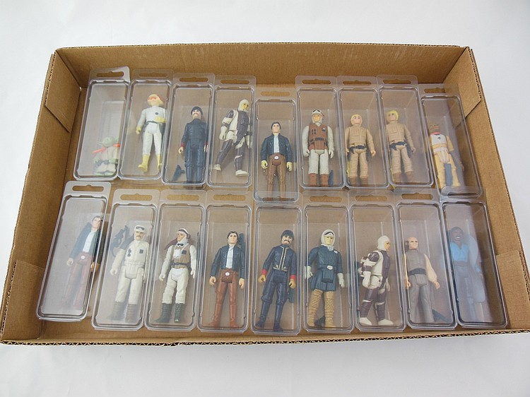 18- 1980 Star Wars Action Figures