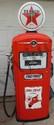 Texaco Fire Chief Gas Pump, Restored