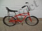 Schwinn Orange Sting Ray Bicycle