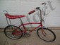 Schwinn Red Fastback Bicycle