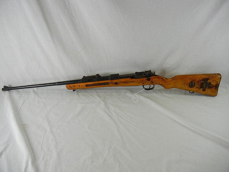 Military Model 98 Bolt Action Rifle
