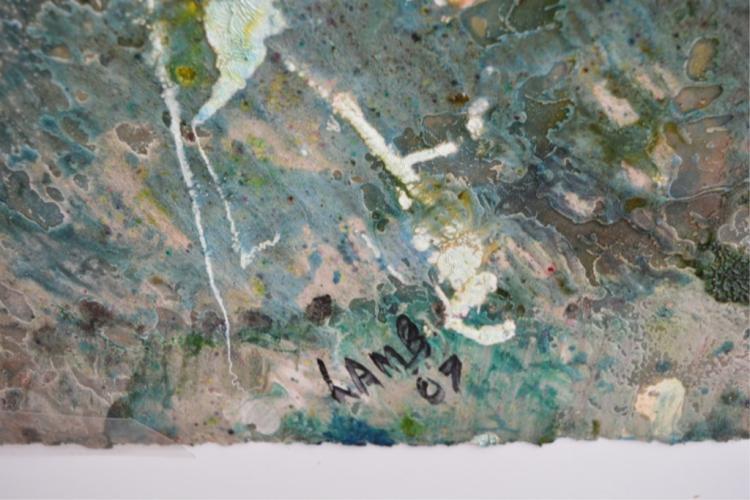 Matt Lamb Paintings