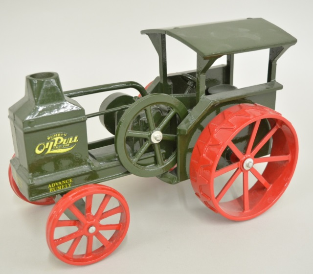 1/16 Scale Models Rumely 1919 Oil Pull Tractor