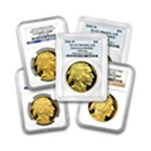 1 oz Proof Gold Buffalo PR-69 PCGS/NGC (Random Year)