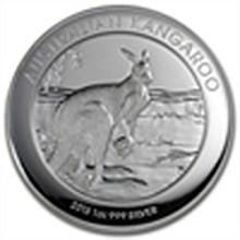 1 oz Proof Silver Australian High Relief Kangaroo 2013