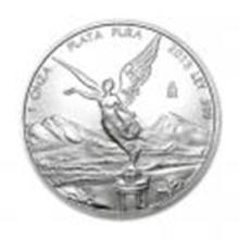 Mexican Silver Libertad 1 Ounce 2013