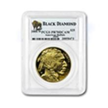 2008-W 1/2 oz Gold Buffalo PR-70 PCGS (Black Diamond)