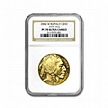 2006-W 1 oz Proof Gold Buffalo PF-70 UCAM NGC (Brown La