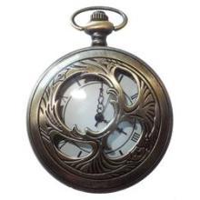 Collectors Edition Deer Antler Pocket Watch