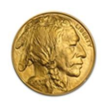 1 oz Gold Buffalo (Abrasions)