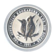 Australian Kookaburra 1 oz. Silver