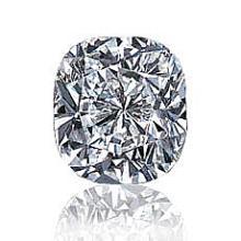 EGL CERT 1.01 CTW CUSHION DIAMOND G/VVS2