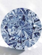 GIA CERT 0.3 CTW ROUND DIAMOND D/SI1