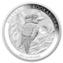 2014 1 oz Silver Australian Kookaburra - Horse Privy