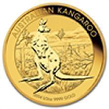 2014 1/2 oz Australian Gold Kangaroo