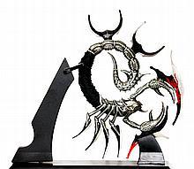 Collectors Edition Demon Scorpion Fantasy Blade