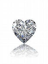 EGL CERT 1.21 CTW Heart DIAMOND H/VS2
