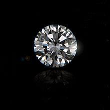GIA CERT 0.7 CTW Round DIAMOND D/SI1