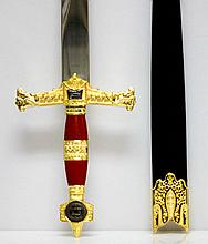 Collectors Edition KING SOLOMON DAGGER / SHORT SWORD