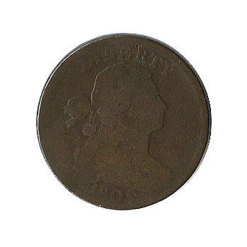 Early Type Draped Bust Large Cent 1800-1807 G-VG