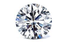 GIA CERT 0.46 CTW ROUND DIAMOND E/SI1