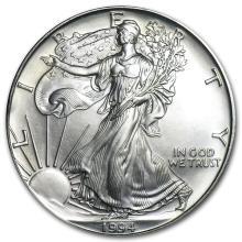 1994 1 oz Silver American Eagle (Brilliant Uncirculated