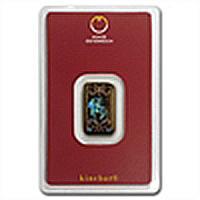 5 gram Austrian Mint Gold KineBar .9999 Fine (In Assay)