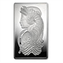 5 oz Pamp Suisse Silver Bar - Fortuna (In Assay) .999 F