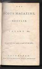 Scots Magazine (1759)