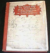 The Vinland Map  And The Tartar Relation  Skelton, R.A.