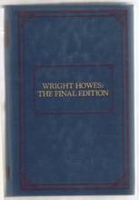 Wright Howes The Final Edtiion (Of U.S. iana)  Hartley, William E. III