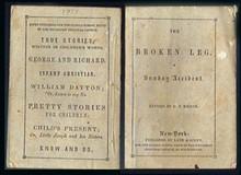 The Broken Leg , A Sunday Accident  Kidder, Daniel P. (Editor)