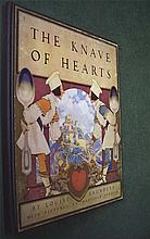 1925 Knave Of Hearts  Maxfield Parrish