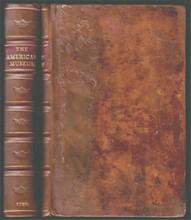 1791 American Museum, Or, Universal Magazine
