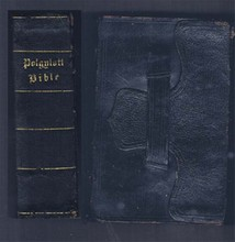 1858 English Version Of The Polyglott Bible