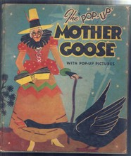 1934 The Pop-Up Mother Goose