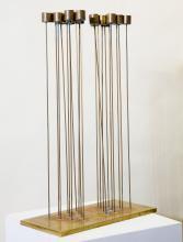 Val Bertoia (b. 1949) - Yin-Yang